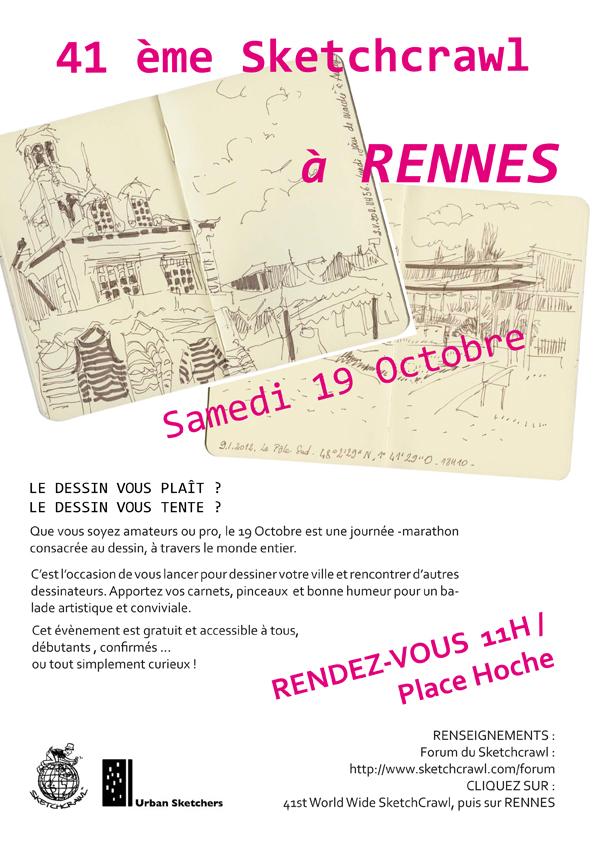 affiche sketchcrawl Rennes web