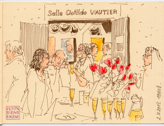 Les Petits Riens © Bénédicte Klène. 2013
