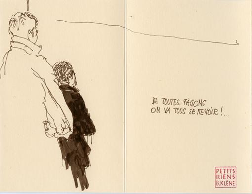 Les Petits Riens © Bénédicte Klène. 2014