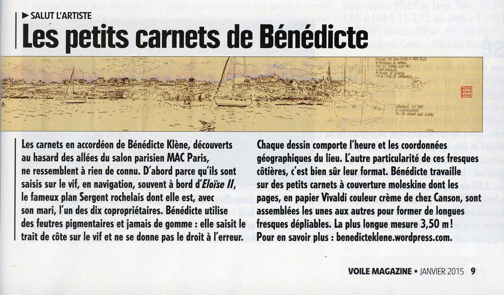 Article Voile Mag Dec 14001