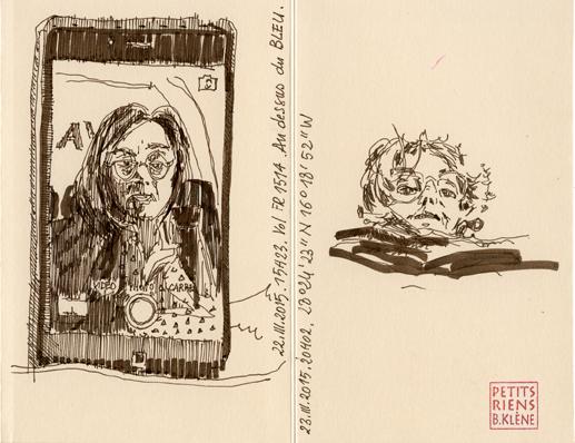 Les Petits Riens © Bénédicte Klène. 2015