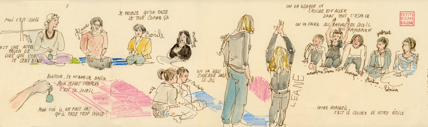 Les Petits Riens © ADAGP / Bénédicte Klène. 2018