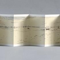 Petits Riens de Saint- Malo. Vue de Dinard. Texte de Marie Harel