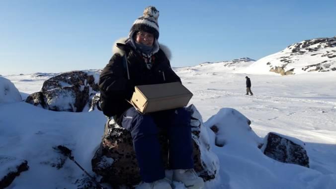 Résidence Artistes en Arctique 2019