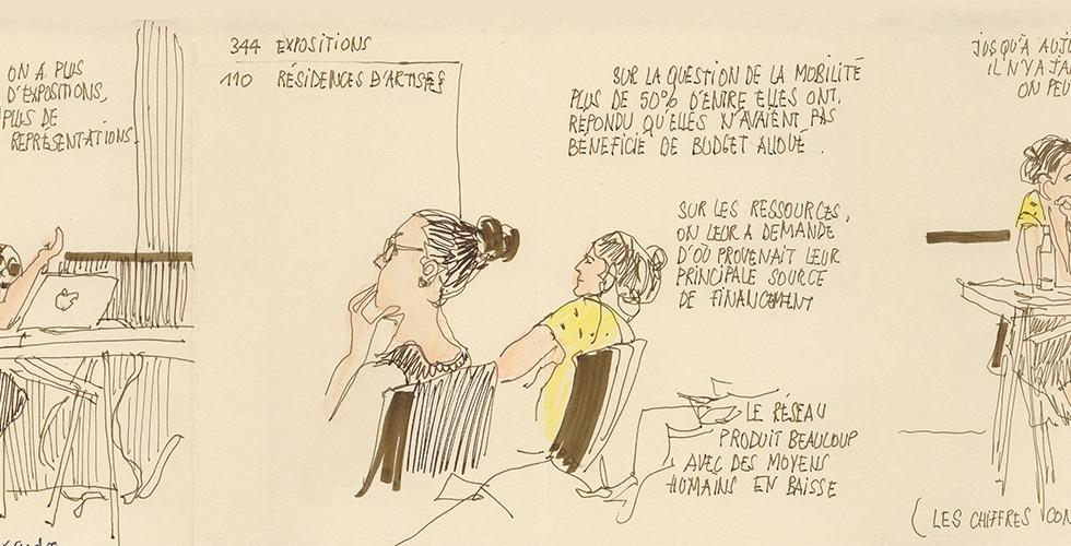 Les Petits Riens © ADAGP / Bénédicte Klène.