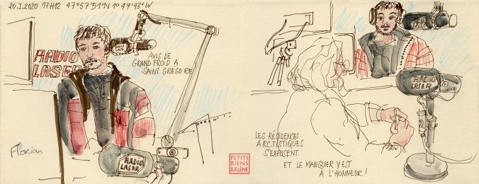 Les Petits Riens © ADAGP / Bénédicte Klène. 2020